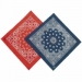 Red or Blue Bandana